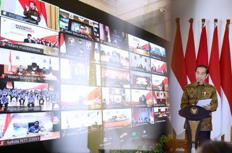Tiga Arahan Presiden Jokowi untuk BPKP dan APIP