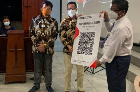 BI Gelar Sosialisasi dan Launching ORIS 8 Gereja HKBP di Sumut