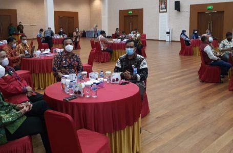 Bupati Taput Tandatangani Perjanjian Kerjasama Pemanfaatan Sertifikat Elektronik