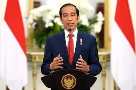 Presiden RI Jokowi Ucapkan Selamat Hari Trisuci Waisak 2565 Tahun Buddhis bagi umat Buddha