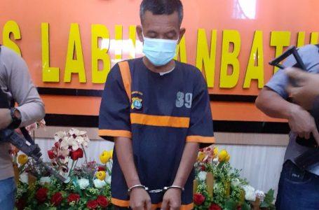 Polres Labuhanbatu Ungkap Kasus Pembunuhan melalui Sandal Pelaku