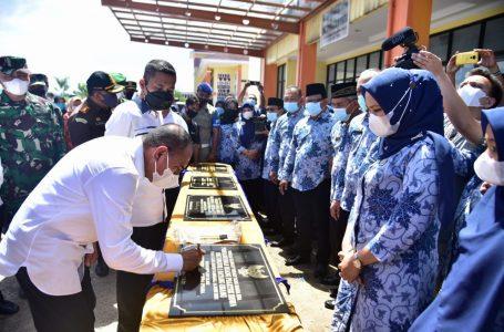 Tingkatkan Kualitas Pendidikan Gubernur Edy Rahmayadi Wacanakan Lelang Jabatan Kepala Sekolah