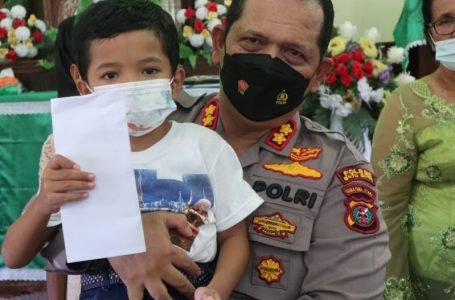 Polres Batu bara terus Ajak Masyarakat Vaksinasi dan Taati Prokes
