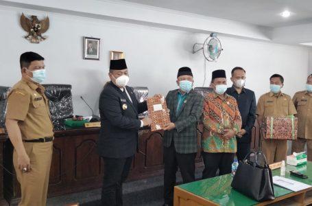 DPRD Rekomendasikan Bupati Dairi Stop Kegiatan PT. Gruti di Lahan Warga