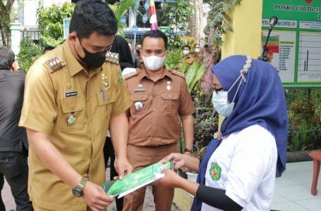 Bobby Nasution Pastikan Warga Miskin Terdata Penerima Bantuan