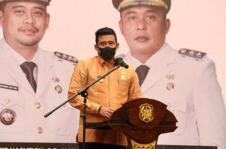 Bobby Nasution Minta Hasil Musrenbang RPJMD 2021-2026 Dapat Dirasakan Masyarakat