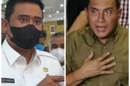 Terkait Utang DBH Timbulkan Polemik Antara Gubsu dan Wali Kota Medan