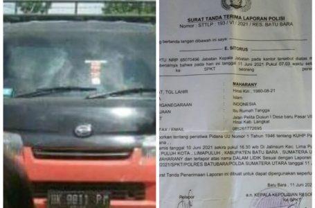 Diduga Debt Collector Suruhan ADIRA Rampas Mobil Milik Nasabah