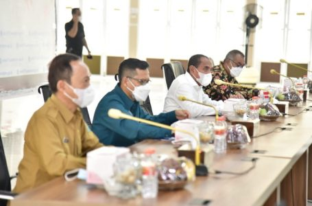 Perekonomian Membaik, Gubernur Edy RahmayadiFokus Pengembangan Pertanian