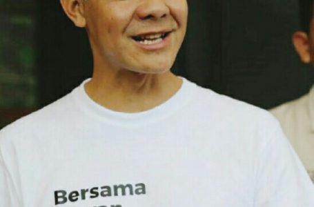 Popularitas Ganjar Pranowo Naik, Para Relawan Galang Dukungan di Pilpres 2024