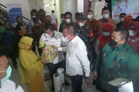Gubernur Edy Ajak Para Kepala Desa di Tapsel dan Padangsidimpuan Optimalkan Potensi Desa