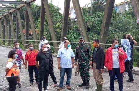 Jembatan Merah Tuntungan Tak Diperbaiki, Gubsu Diminta Turun Tangan