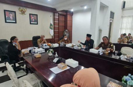 Bupati Asahan Pimpin Rapat Koordinasi Pembentukan Gusus Tugas Kabupaten Layak anak