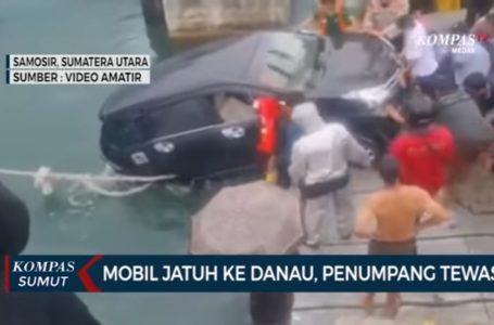 Polda Sumut Periksa Saksi Ahli Terkait Jatuhnya Mobil dari KMP Ihan Batak