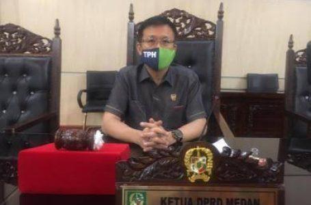 Oknum Polisi Beking Rentenir, Ketua DPRD Medan Desak Kepolisian Usut Tuntas Laporan Korban
