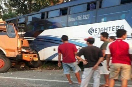Lakalantas Tanjung Morawa Satu Meninggal, Polisi Tetapkan Supir Truk Jadi Tersangka