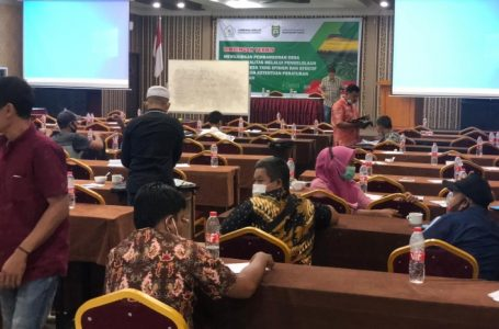 Pelaksanaan Bimtek Kabupaten Madina di Medan perlu Dipertanyakan