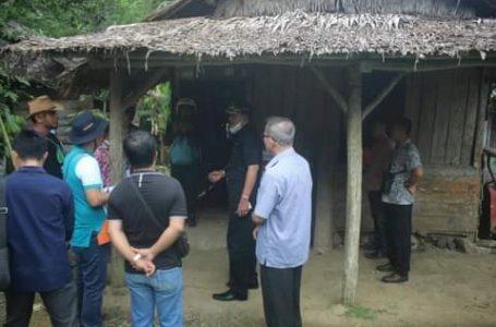 Bupati Nias Barat Survei Penerima Rehab Rumah Tidak Layak Huni