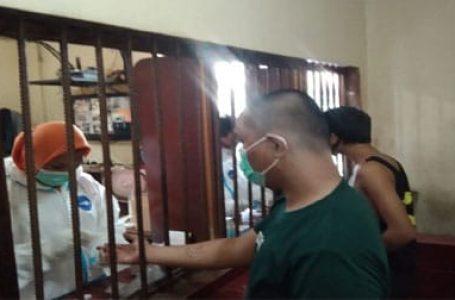 Hindari Penumpukan, Kejari Batam Pindahkan Puluhan Tahanan ke Rutan