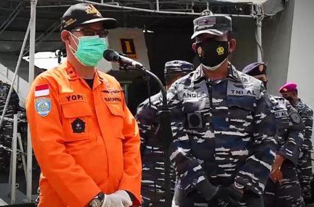 Cuaca Buruk, Tim Gabungan TNI AL dan SAR Pontianak Hentikan Pencarian