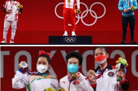 Sekalipun Terdapat 17 Kasus Covid, Tak Surutkan Atlit Cabor RI Rebut Medali di Olimpiade Tokyo