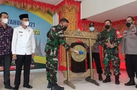 Kemanunggalan TNI-Rakyat, Pangdam I/BB Resmi Tutup TMMD ke 111