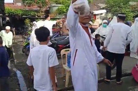 Mushollah Rabiatul Hasanah Gelar Sholat Ied Idul Adha Perdana 1442 H