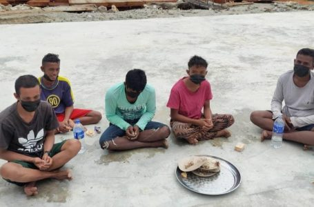 Kapal Tenggelam Dibantai Ombak, 5 Nelayan asal Deli Serdang Selamat