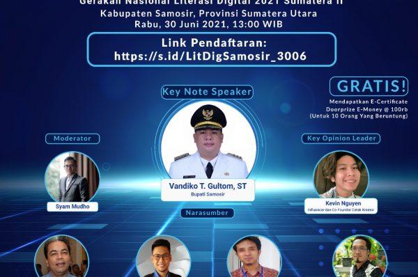 Literasi Digital Kabupaten Samosir, Jangan asal Klik