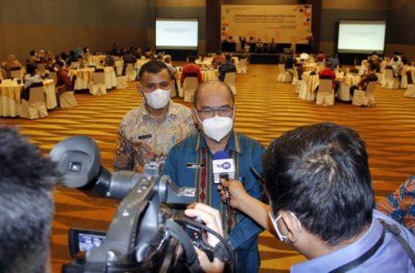 Dinas Kominfo Sumut Gelar Pertemuan Bakohumas, Peran Humas Pemerintah di Masa Pandemi
