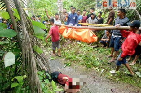 Dua Pria Ditemukan Tewas Dibunuh, ini Kronologisnya