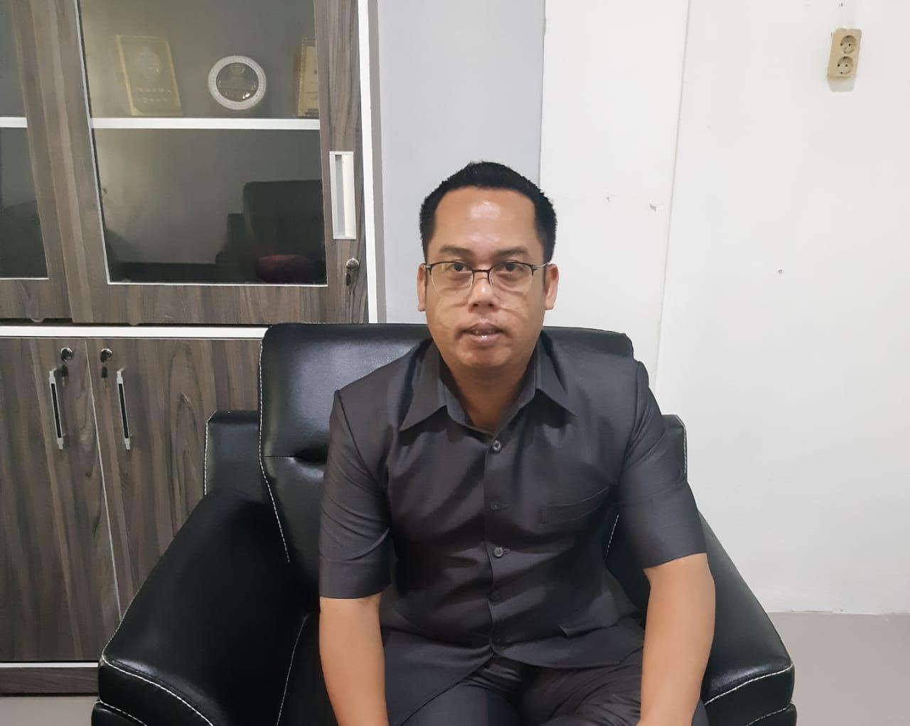 Zulhijar Anggota DPRD dinyatakan Positif Covid -19 oleh Satgas Covid Langkat
