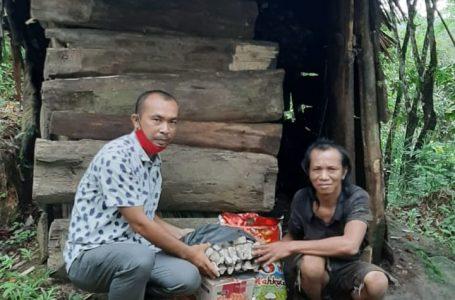 76 Tahun Indonesia Merdeka, Hadapi Wehalo Hidup Sebatang Kara di Gubuk Tak Layak Huni