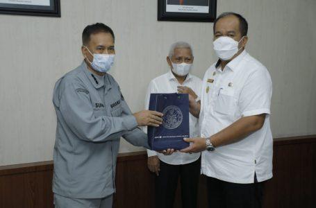 Bakamla RI dan Pemerintah Kabupaten Asahan Jalin Kerjasama Pengamanan Perairan