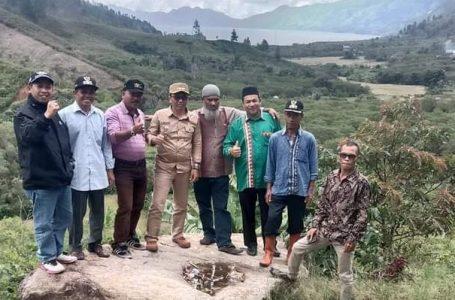 Pemerintah Kecamatan Bintang Tinjau Langsung TPA Loyang Kule