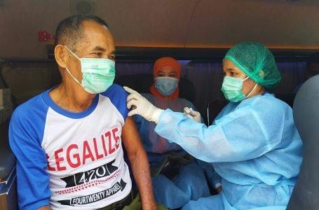 Program vaksinasi Covid-19 door to door ala BIN di Kota Binjai