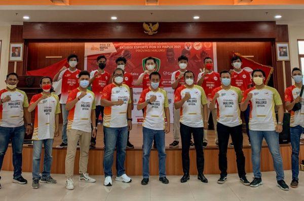 Tumbangkan Tim Unggulan, Atlit Esports Maluku Lolos ke PON Papua