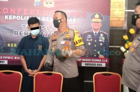 Bocah SD Dibunuh Dimasukan Kedalam Goni Lalu Dibuang, Pelaku Ditangkap Polisi