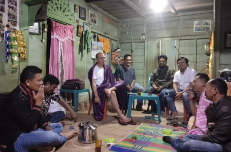 Nikson Nababan Hari ke-3 di Ranggitgit