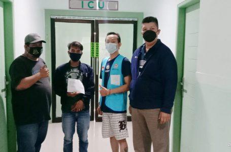 BSS Foundation Bantu Pengobatan Bocah Dion Purba Kritis di ICU