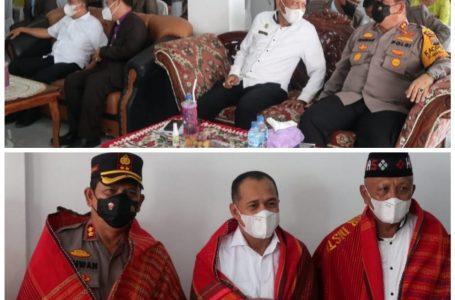 Bupati dan Kapolres Batu bara Resmikan Kantor Distrik 11 Gereja Methodist Indonesia
