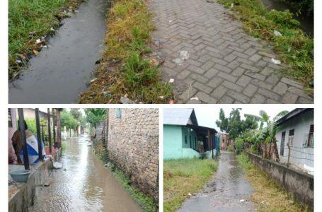 Warga Gang Bromo Desa Bandar Klippa Berharap Perbaikan Drainase dan Pemasangan Tiang Listrik