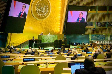 Presiden Jokowi: Inklusivitas Prioritas Utama Kepemimpinan Indonesia pada G20