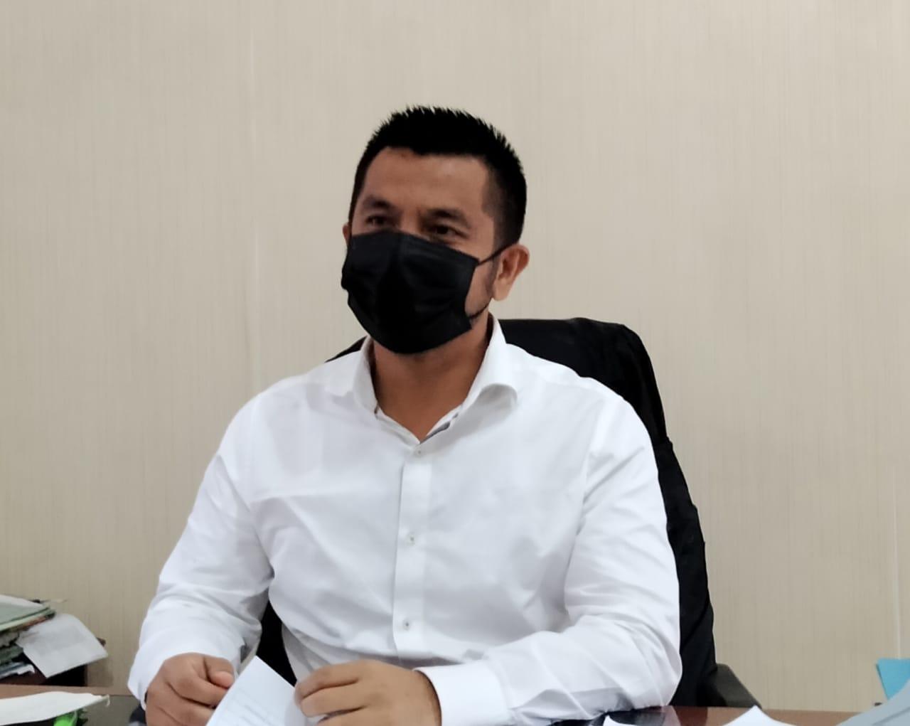 Kepala Dinas Komunikasi dan Informatika Kabupaten Dairi, Rahmatsyah Munthe
