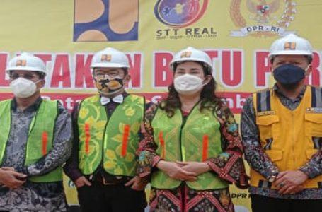 Rusun STT Real Batam Segera Berdiri di Nongsa, Kerja Sama Kementerian PUPR dan DPR RI