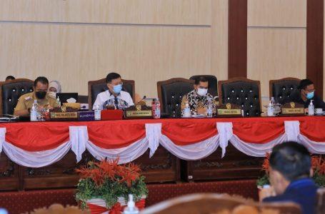 Paripurna P-APBD 2021, Pemko Medan Targetkan Angka Kemiskinan Turun