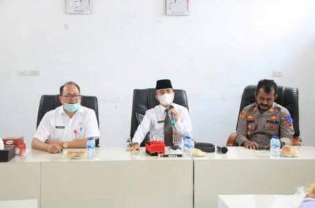 Vaksinasi Massal di Nias Barat dari Polres Nias Dilaksanakan 24 September 2021