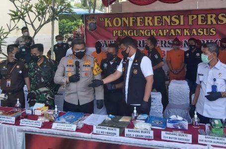 Bobby Afif Nasution Apresiasi Kinerja Kapolrestabes Medan
