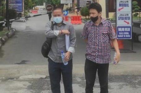 Oknum Polisi TS Dihukum Propam Bersalah, Dwi Ngai Sinaga : Kami Apresiasi Kapoldasu dan Kapolresta Deliserdang