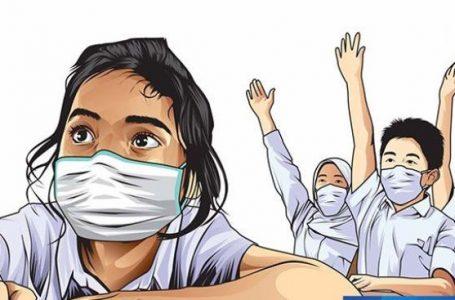 Pembelajaran Tatap Muka Terbatas (PTMT) di Samosir